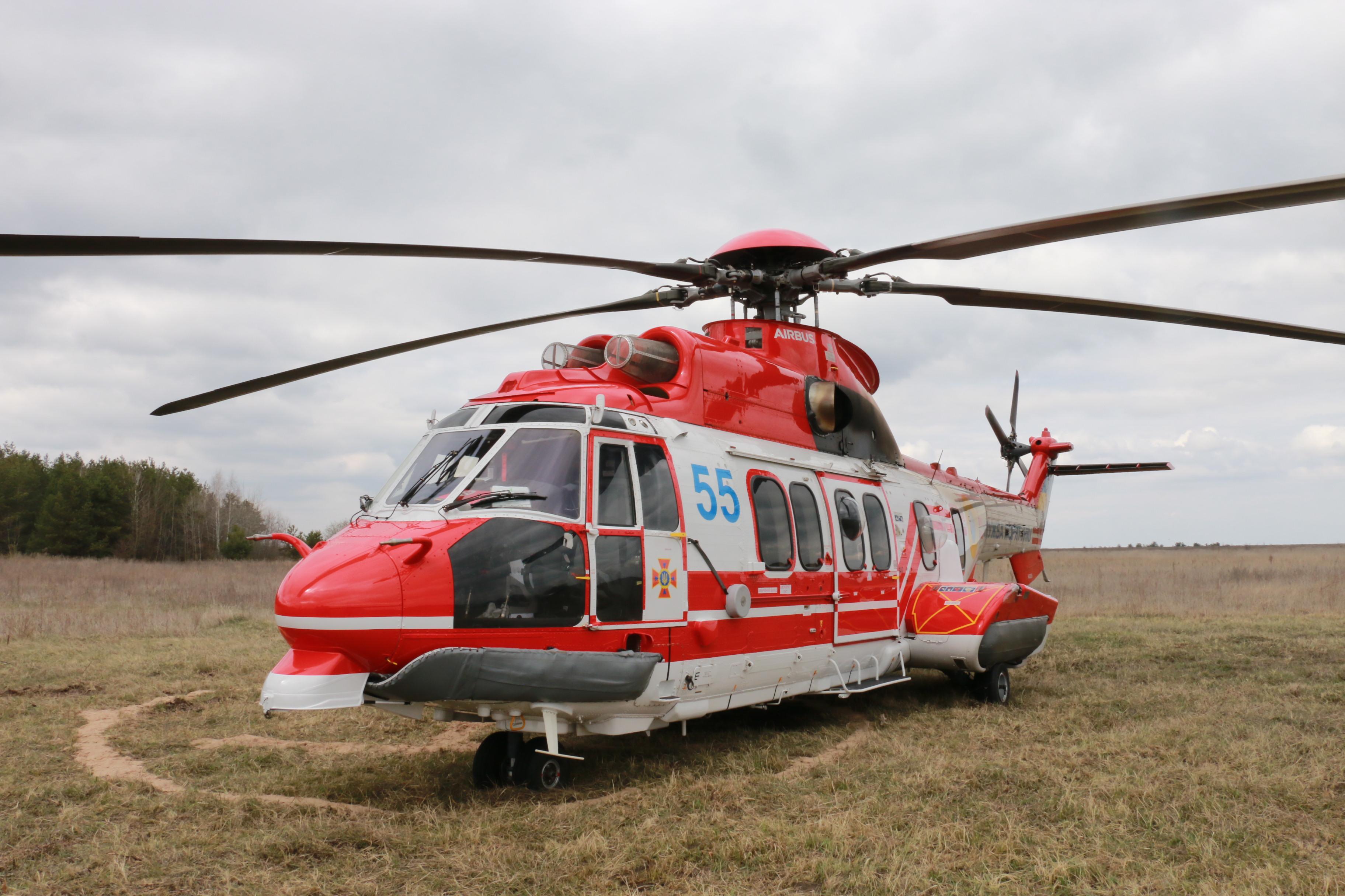 На Харьковщине проведено совместное воздушное патрулирование лесов (фото)