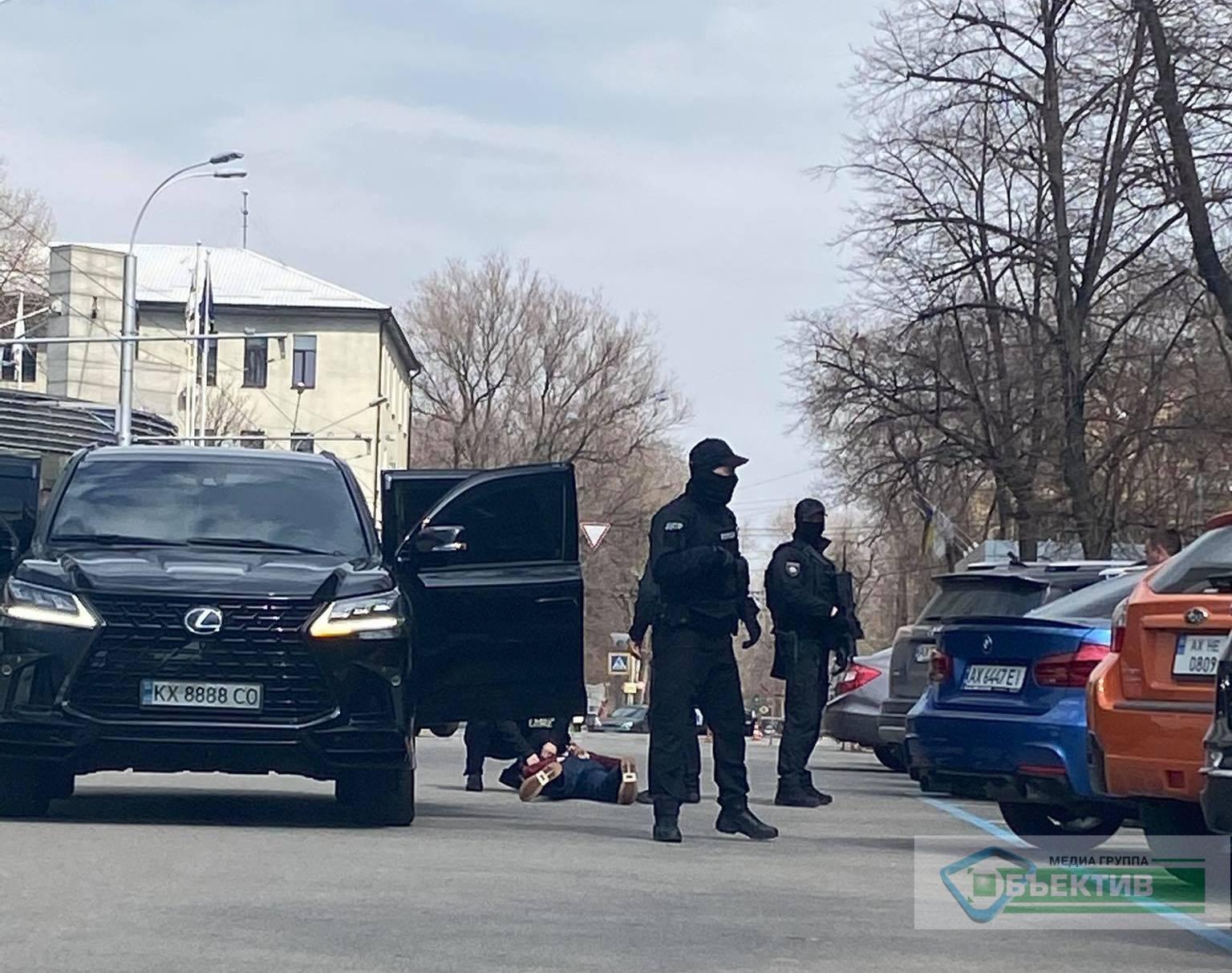 В центре Харькова проходит спецоперация – ДСР (обновлено, фото, видео)