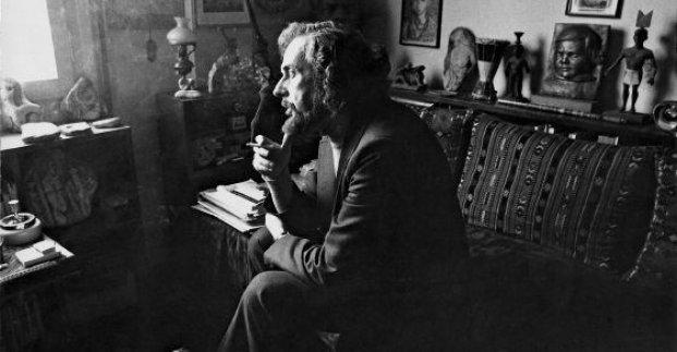 В Харьков привезли планшетную выставку, посвященную греческому поэту-революционеру