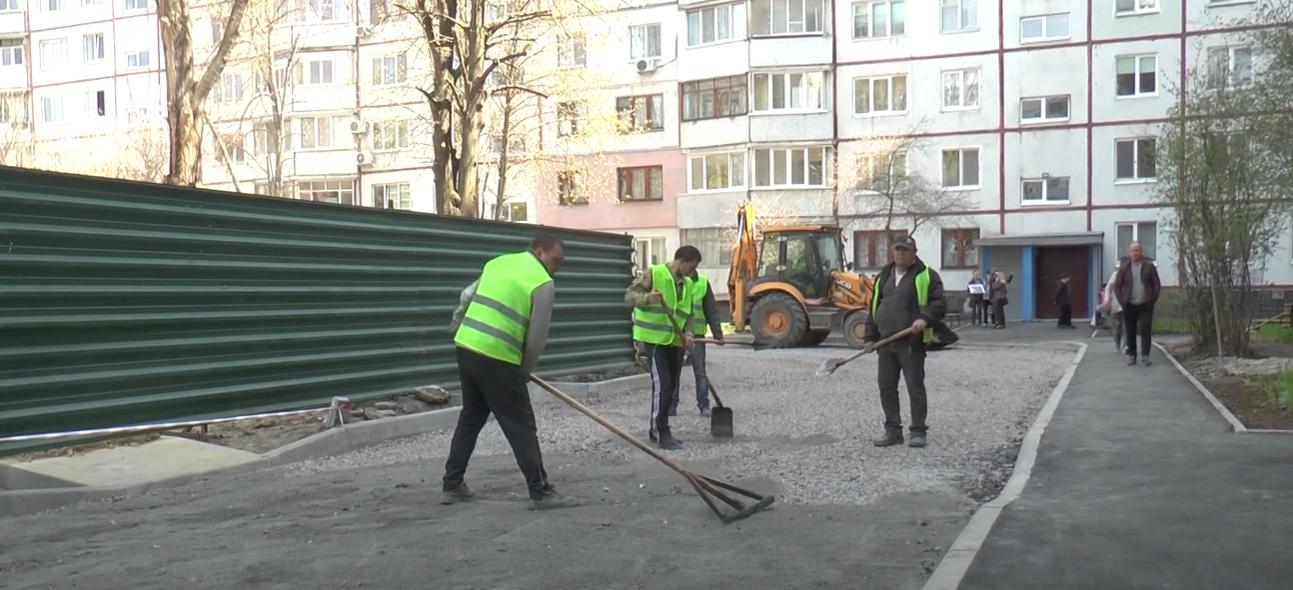 На Олексіївці будують зону відпочинку за 7 мільйонів гривень (відео)