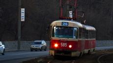 За проекты ремонта трамвайного пути на Веснина и Журавлевском спуске отдадут 3,5 млн грн