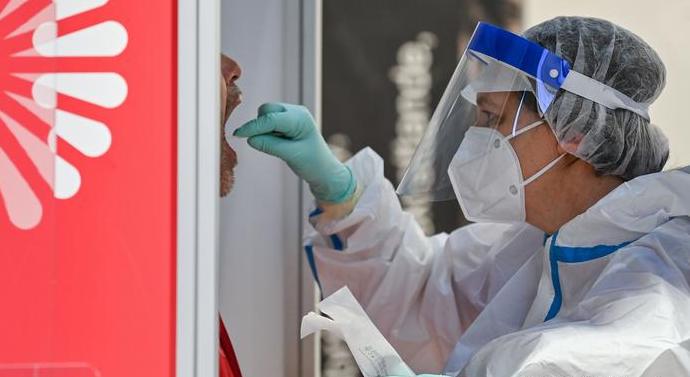 Украина – первая в Европе по количеству смертей от СOVID-19