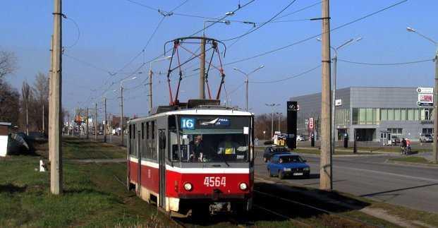 Харьковские трамваи временно изменят маршруты