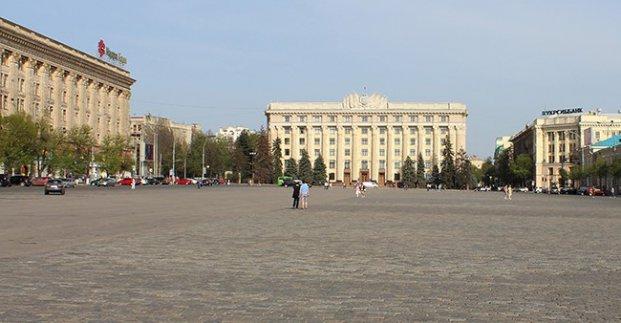 На площади Свободы – не проедешь: схема объезда