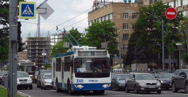 Троллейбусы № 18 и 50 временно меняют маршруты