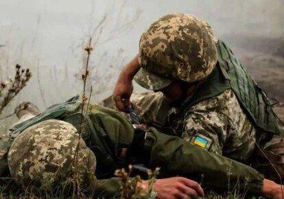 На Донбассе погиб украинский защитник