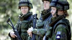 В одном из полков финской армии появится особое женское подразделение