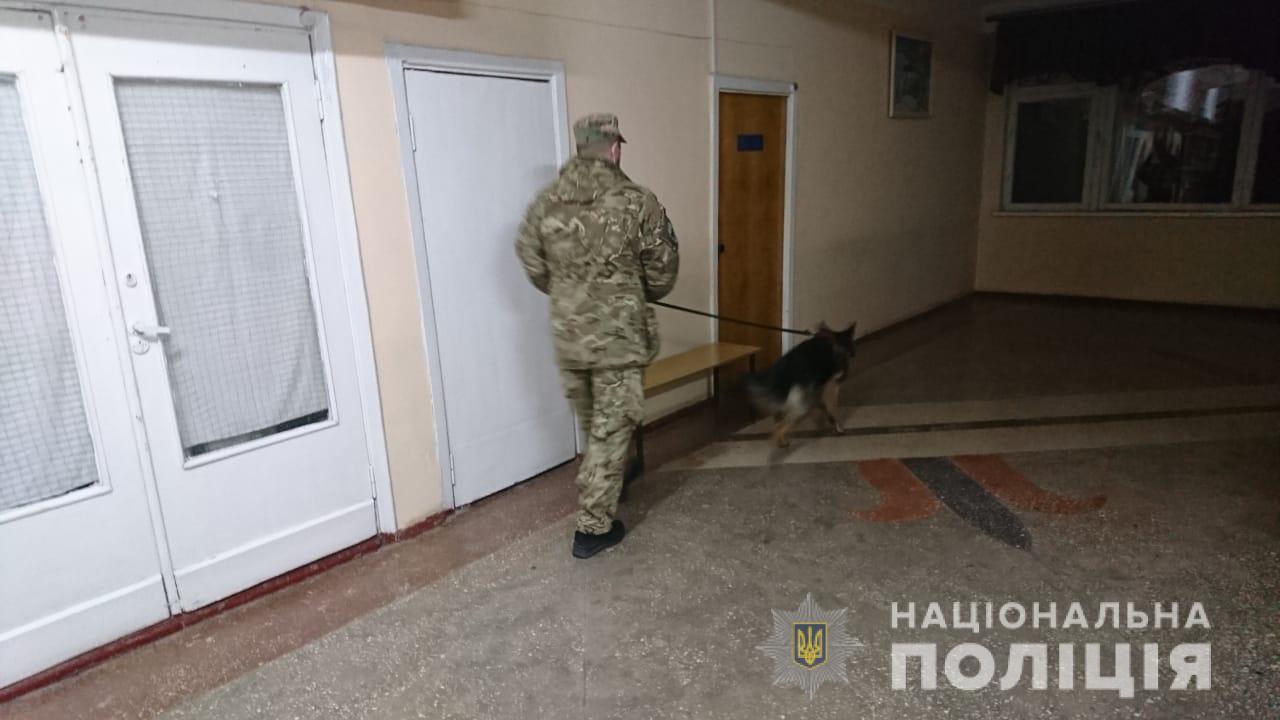 """В Харькове подросток """"заминировал"""" поликлинику"""