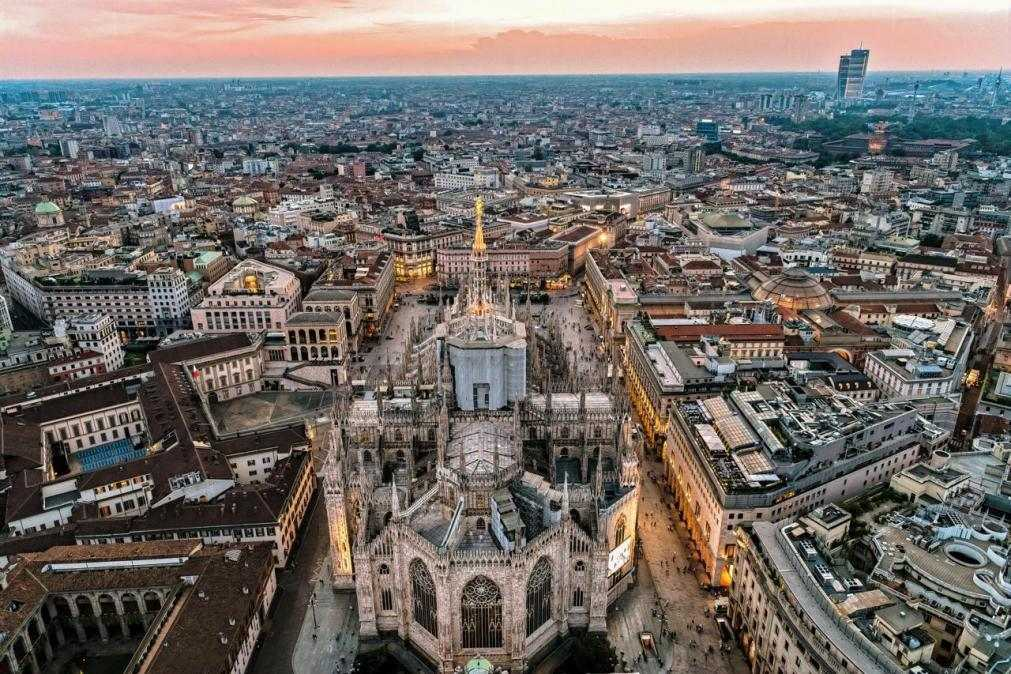 В Милане появится 35 километров велопешеходной зоны