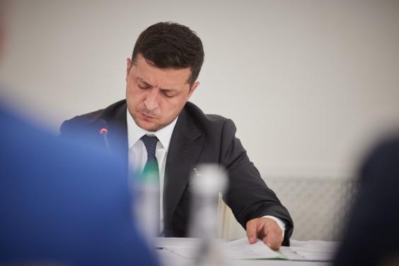 Зеленский назначил нового главу Чугуевской РГА