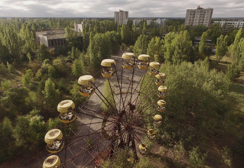 Чернобыльская зона может стать объектом всемирного наследия ЮНЕСКО