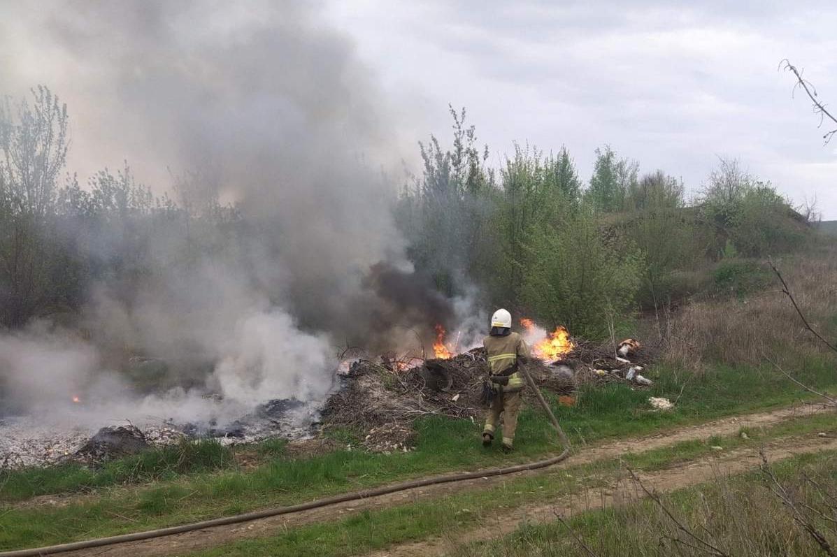 За неделю на Харьковщине во время пожаров погиб один человек, еще пятеро пострадали, среди них – ребенок