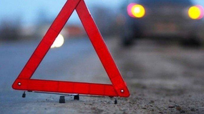 В Харькове пьяный пешеход попал под колеса иномарки