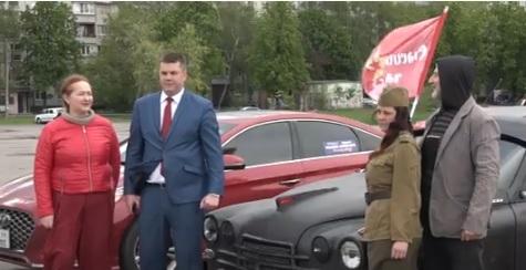 Хто із харківських політиків та чиновників вітав із Днем Перемоги