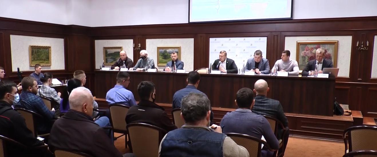 Як повернути окуповані території: шляхи вирішення обговорювали у Харкові (відео)