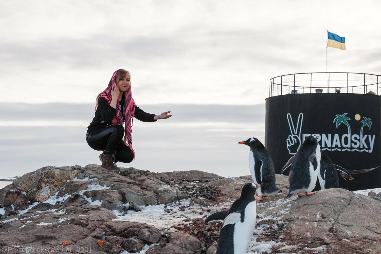 Харьковчанка рассказала, как прожила год в Антарктиде (фото, видео)
