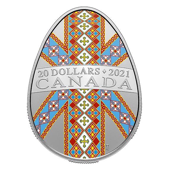 В Канаде выпустили две монеты, посвященные Пасхе (фото)