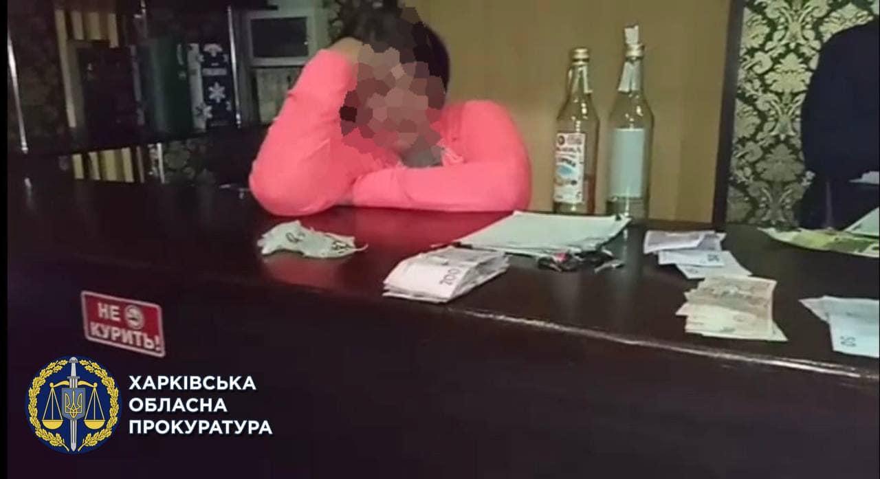 В Харьковской области прикрыли игорное заведение (фото)