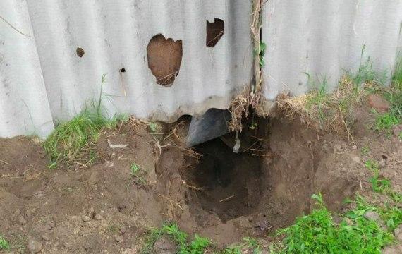 На Харьковщине обнаружили незаконную врезку в  газопровод