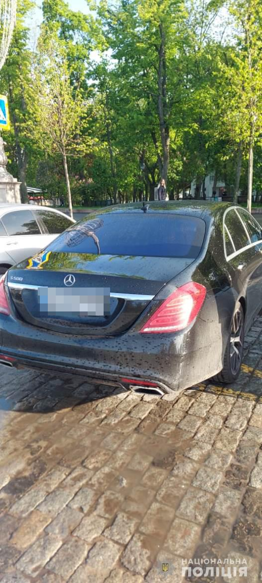 В Харькове задержали автомобильных воров (фото)