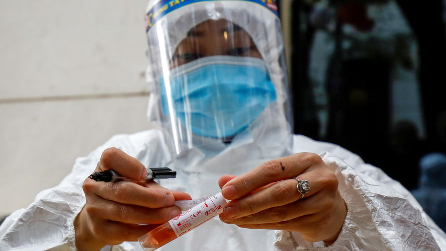 На Харьковщине зафиксировано 611 новых случаев заражения коронавирусом (инфографика)