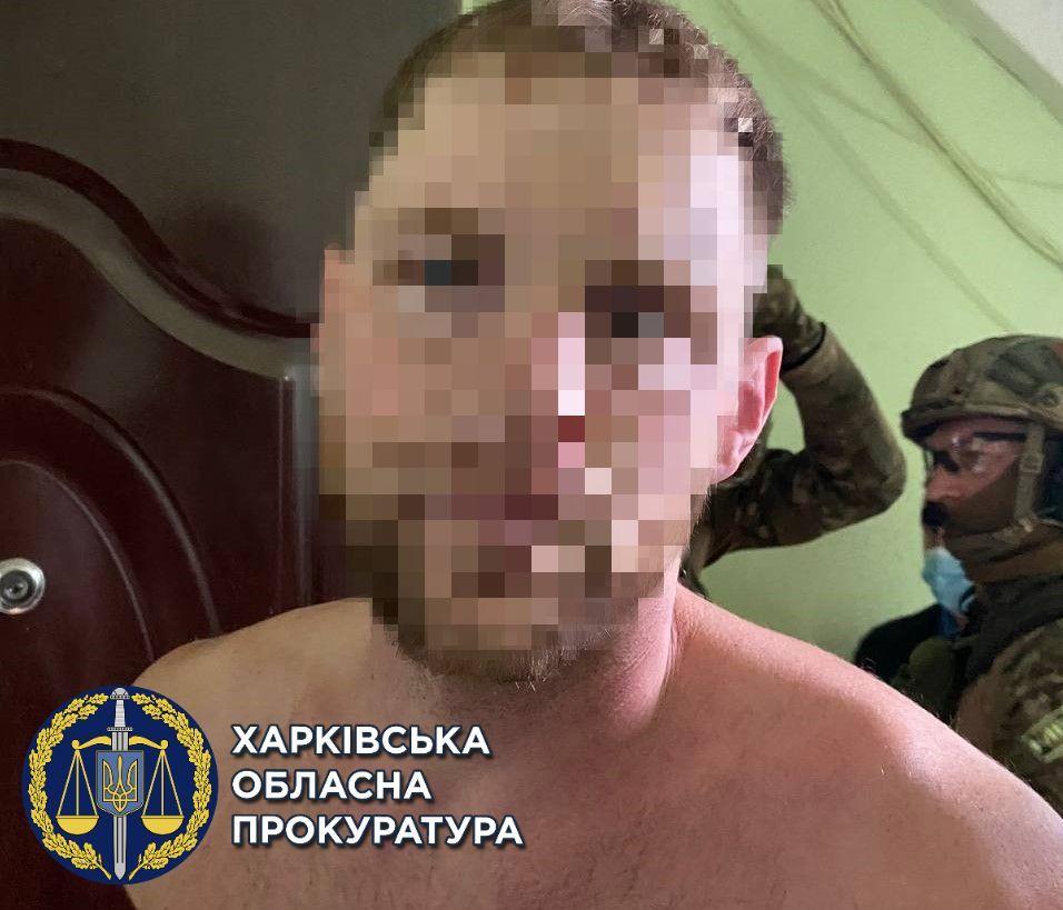 Двух харьковчан подозревают в разбойном нападении на обменный пункт (фото)