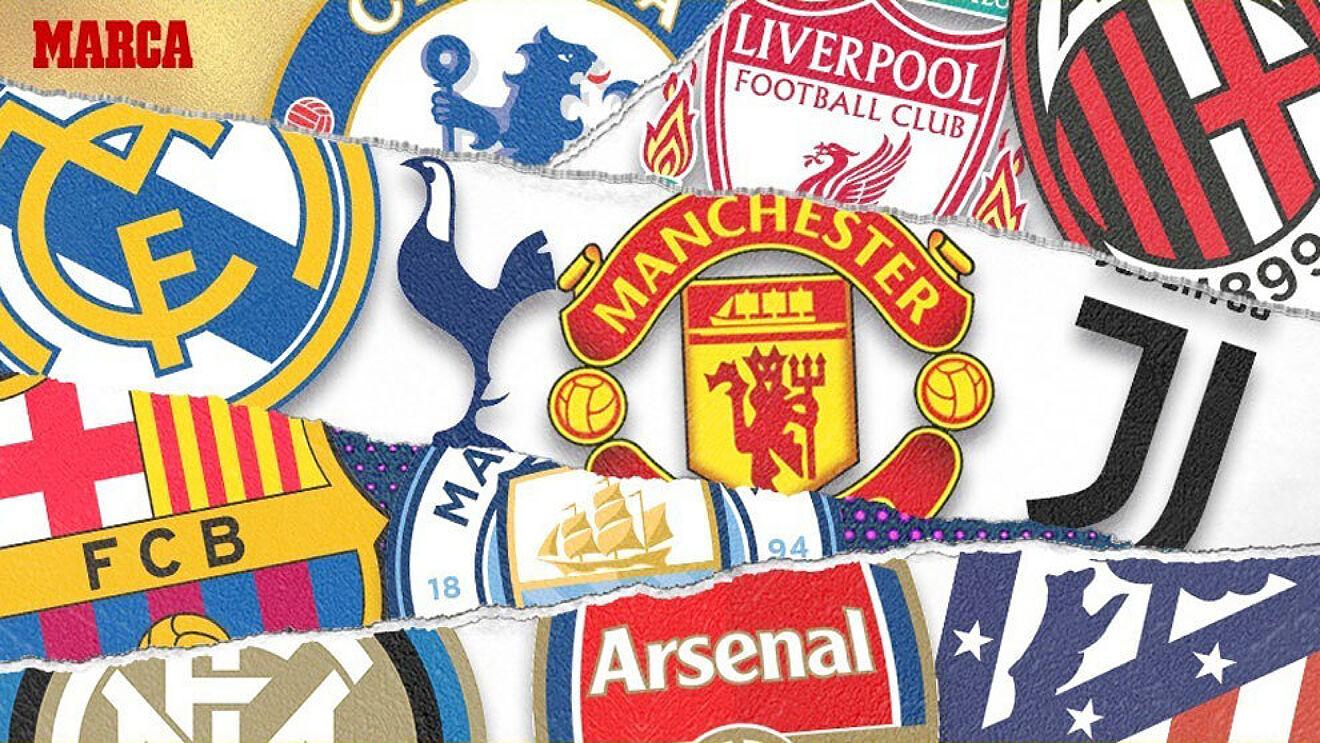 """""""Барселона"""", """"Ювентус"""" и """"Реал"""" выступили против попыток УЕФА монополизировать европейский футбол"""