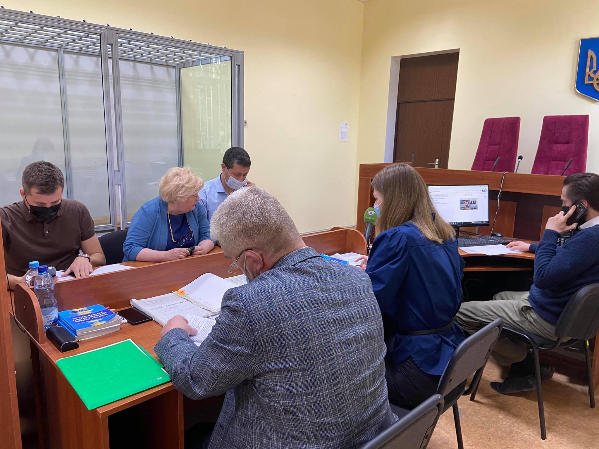 В Харькове проходит очередное слушание дела Нели Штепы (фото)