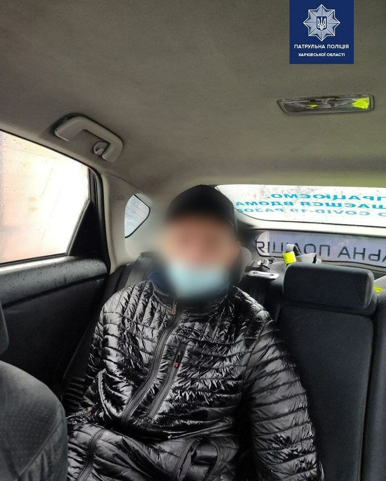 Харьковчанку ограбили в переходе метро (фото)