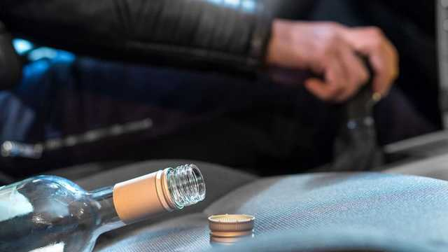 В Пасху харьковские патрульные остановили 26 пьяных водителей