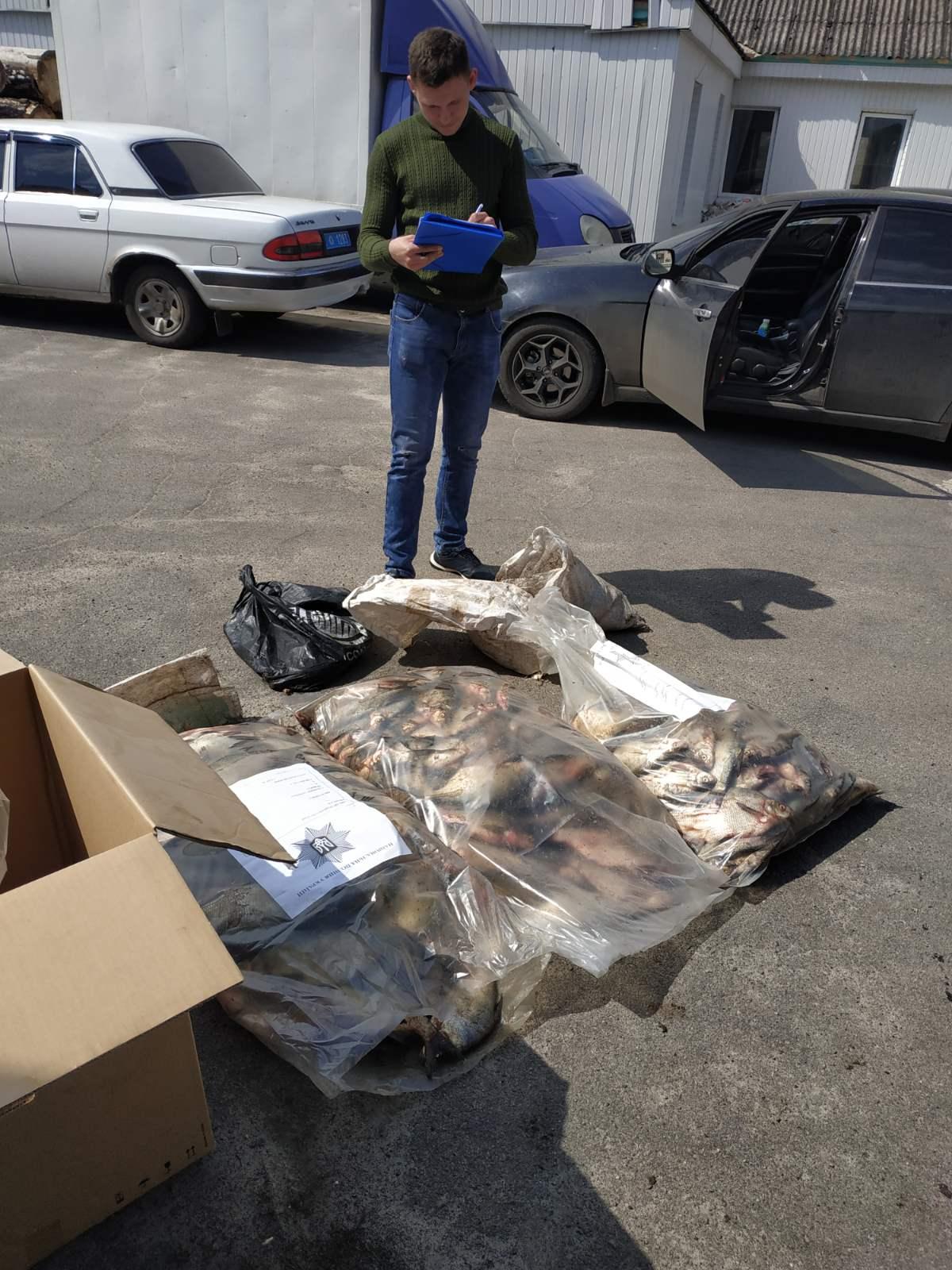 На Харьковщине установлен рекорд браконьерства (фото)