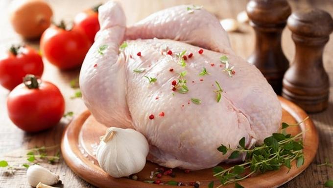 В Харьков завезли курицу с повышенным содержанием антибиотика
