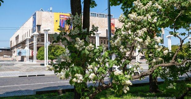 В выходные в Харькове будет по-летнему жарко