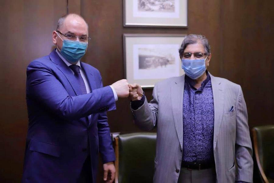 Вакцина NovaVax может поступить в Украину в июле-августе – Степанов