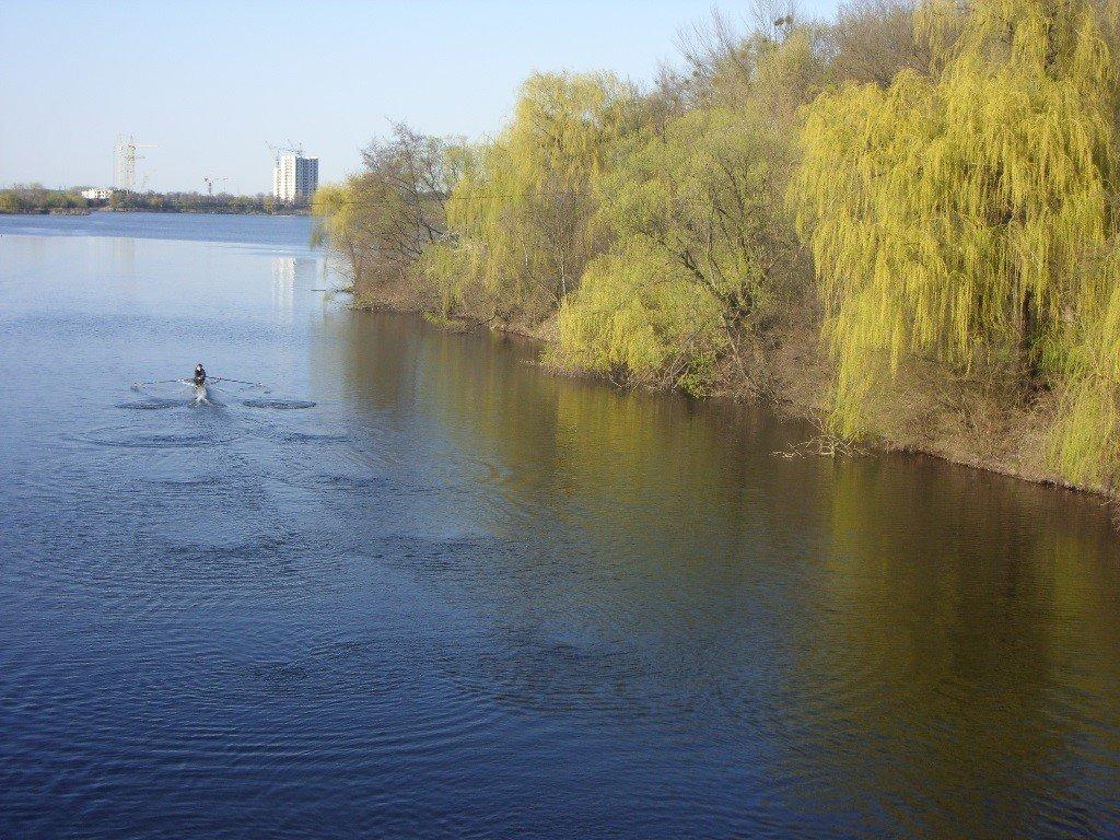 Urban-Travel – где прогуляться в выходные в Харькове:  Журавлевский гидропарк (фоторепортаж)