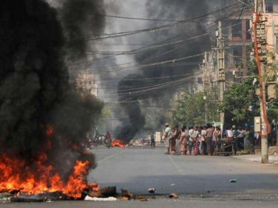 В Мьянме неизвестные забросали бомбами местный вуз: есть жертвы