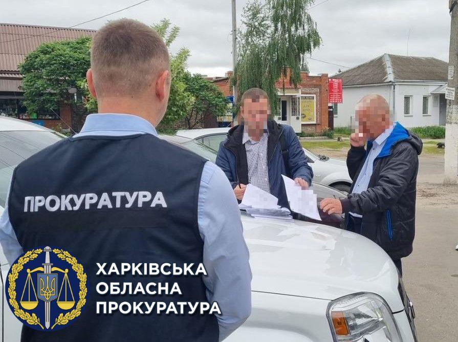 """В Харькове """"земельный"""" чиновник попался на взятке"""