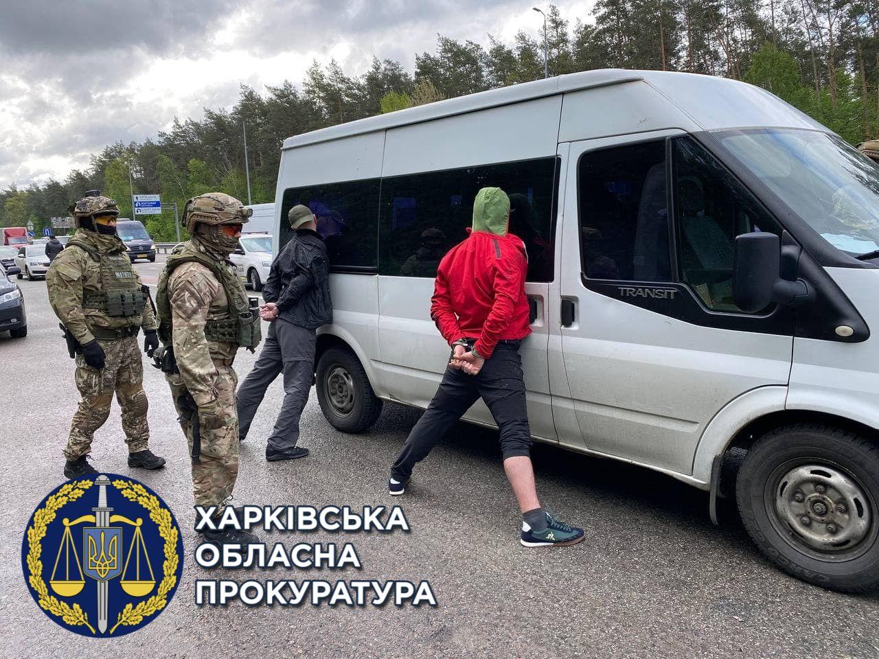 Ворвались в дом и пытали утюгом: в Харькове задержали трех грабителей (фото)