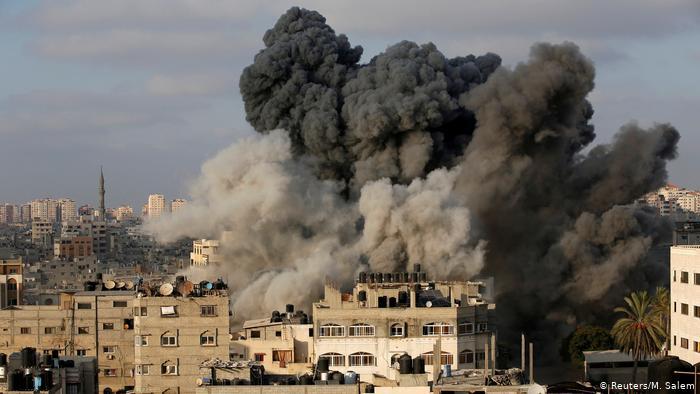 За прошедшие 38 часов по Израилю было выпущено более тысячи ракет