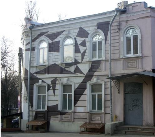 Urban-Travel – где прогуляться в выходные в Харькове: улица Руставели