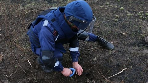 241 боеприпас нашли в Харьковской области за сутки