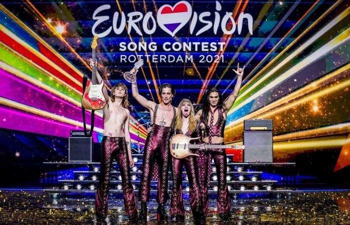 Украина вошла в пятерку лучших на Евровидении — 2021 (видео)