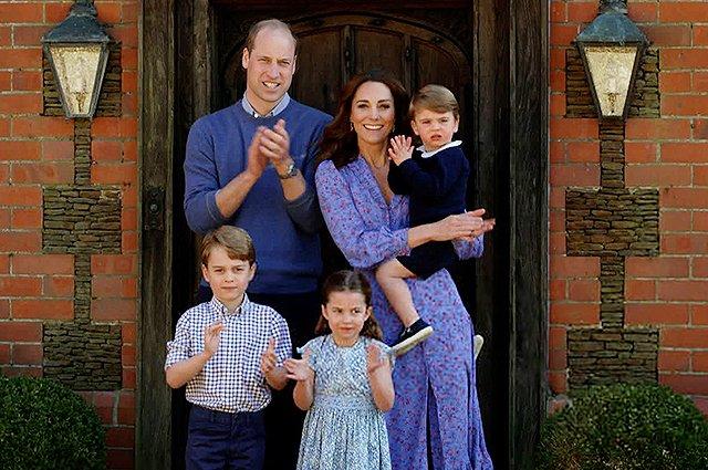 Герцог и герцогиня Кембриджские дали старт своему YouTube-каналу (видео)