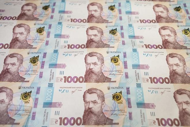 В Украине появились фальшивые 1000-гривневые банкноты