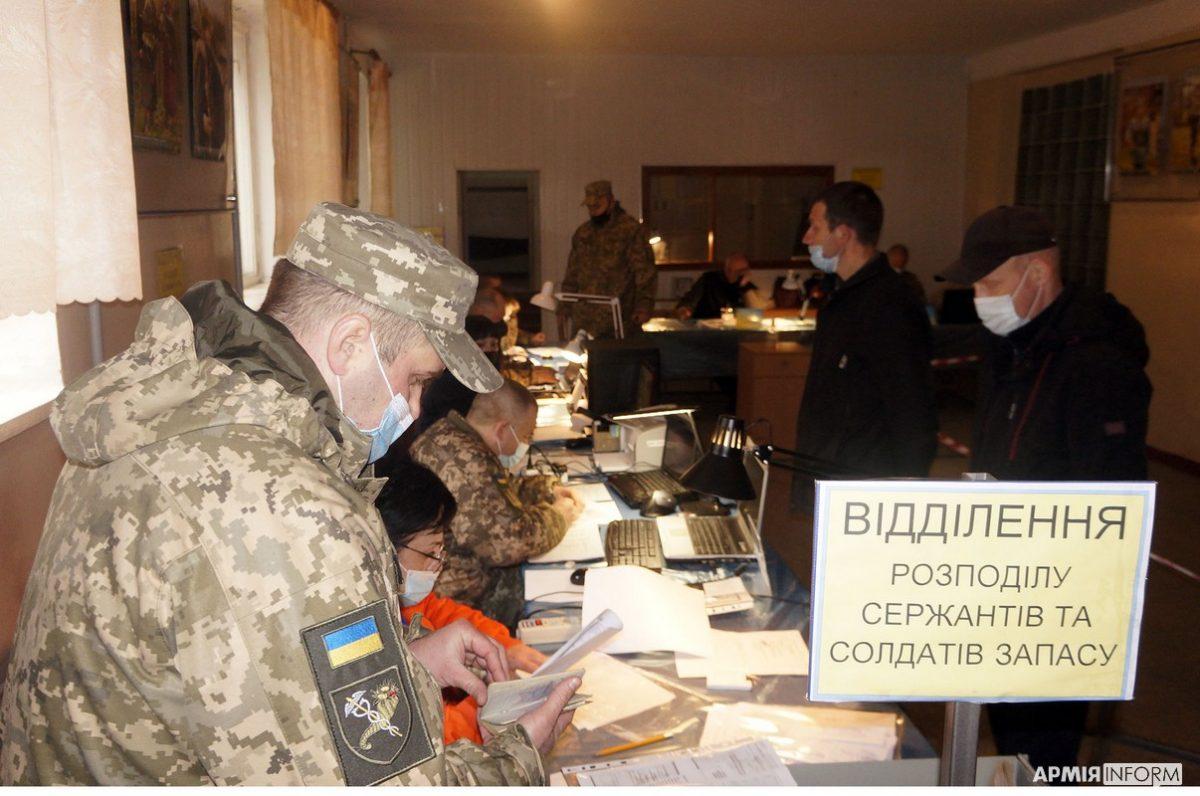 В Харьковской области начались масштабные военные сборы теробороны