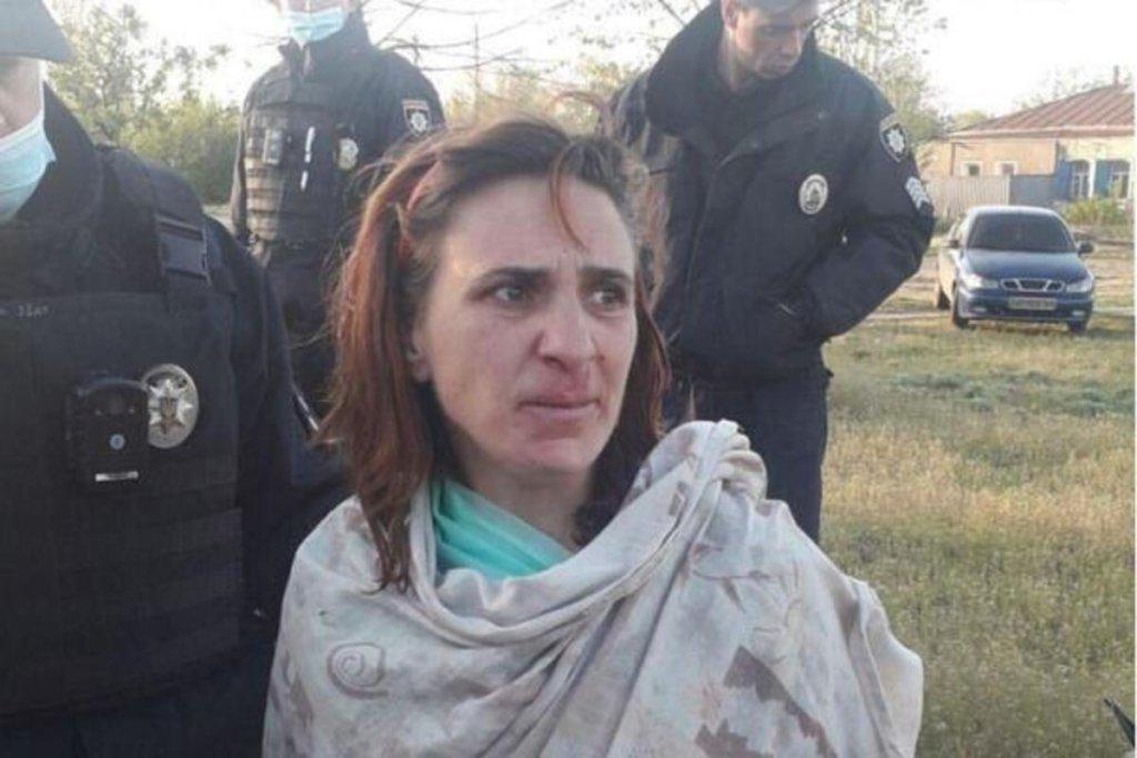 Отрезала голову дочери: харьковчанка не будет отбывать наказание в исправительной колонии