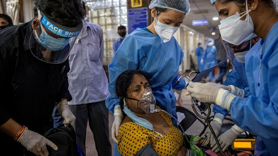 Индия получит от Украины гуманитарную помощь