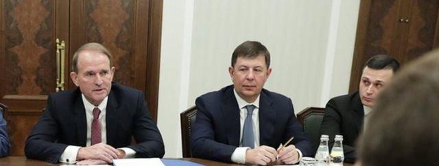 Госизмена и незаконная добыча газа в Крыму: в чем подозревают Медведчука