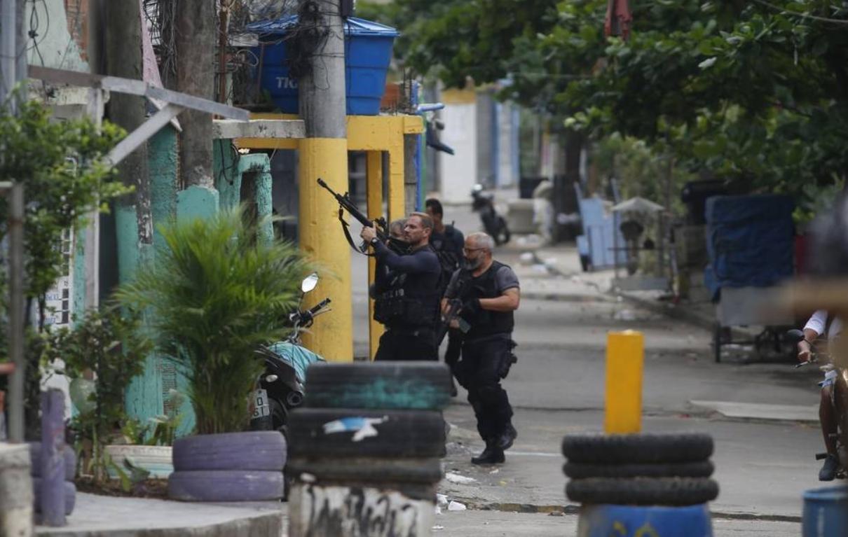 25 погибших во время спецоперации: в Рио-де-Жанейро произошла перестрелка
