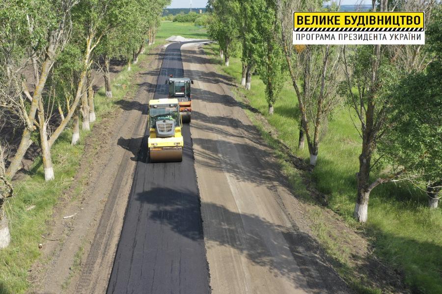 Начался ремонт дороги к Национальному литературно-мемориальному музею Г. С. Сковороды